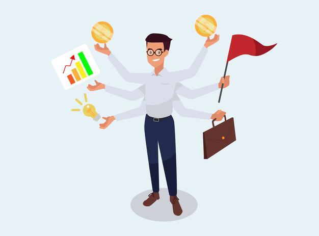 Aperfeiçoamento de habilidades para retornar ao mercado de trabalho
