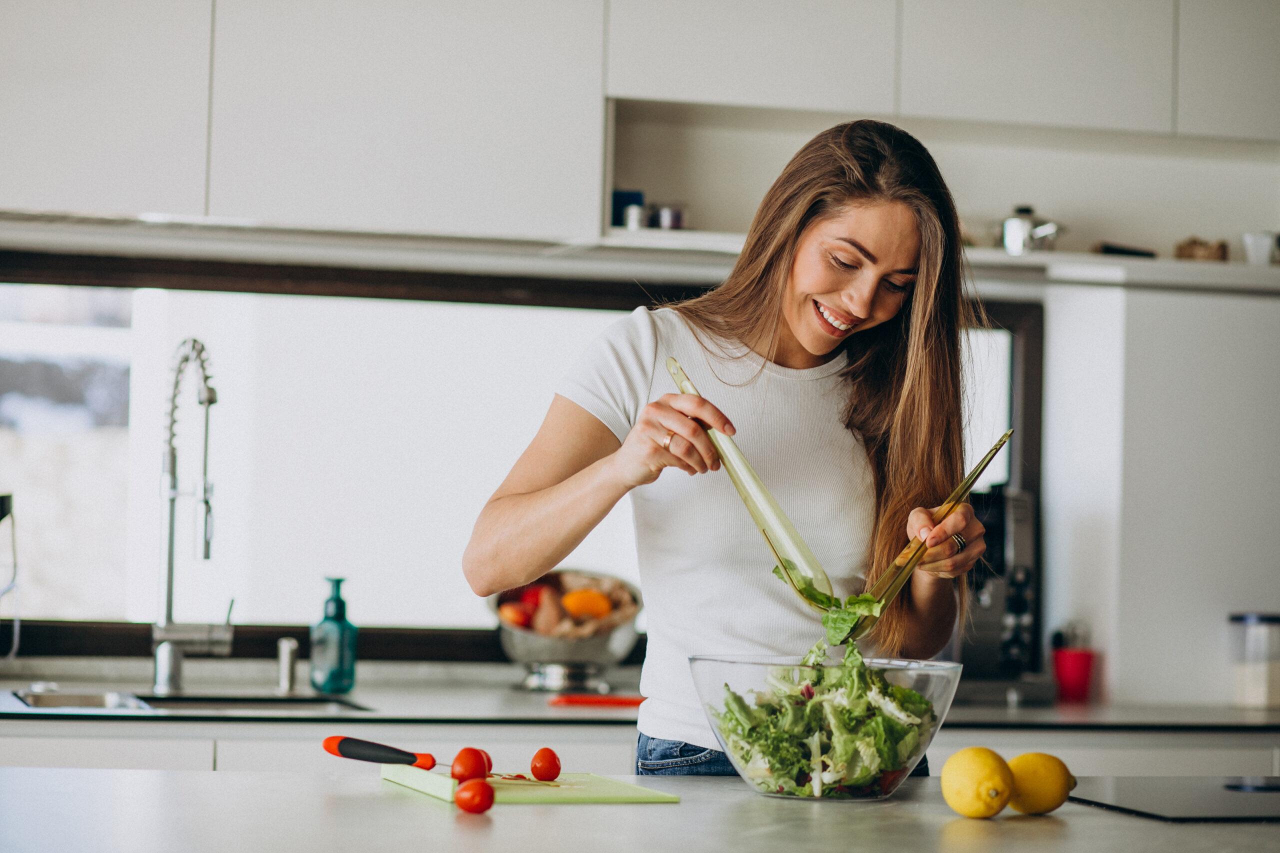 Como ter mais saúde através da alimentação?